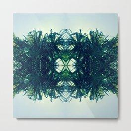 Palm Tree -Palmera Metal Print