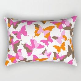 BUTTERFLY KISSES Rectangular Pillow