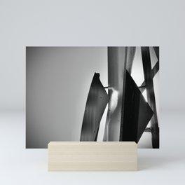 Steel Sails Mini Art Print