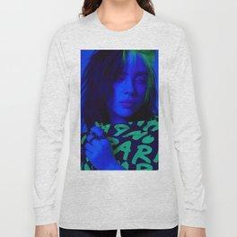 billie blue glow Long Sleeve T-shirt