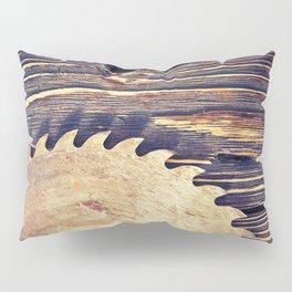 Saw Pillow Sham