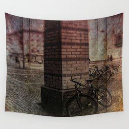 A Pillar of Strength Wall Tapestry