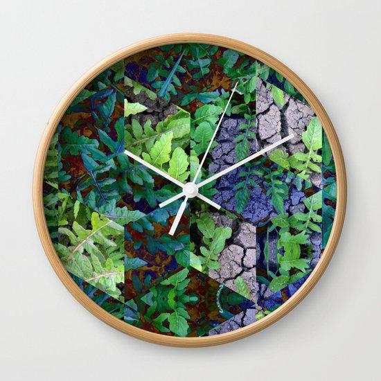 Super Natural No.1 Wall Clock