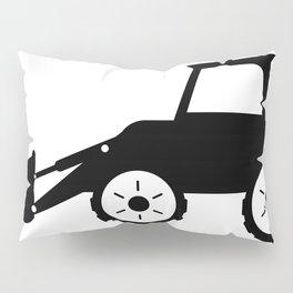 excavator Pillow Sham