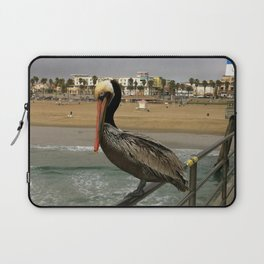 Are You a Pelican  Or a Pelican't? Laptop Sleeve