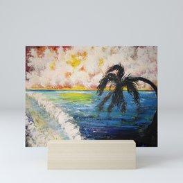 Caribbean Dreams Mini Art Print