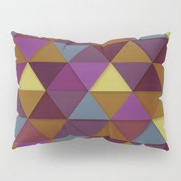 fall geometric pattern Pillow Sham