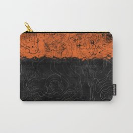 Topography Carry-All Pouch