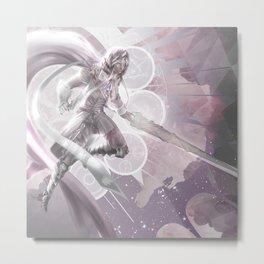 Space hunter Metal Print