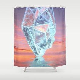 BROKEN.TOOTH// Day 608 Shower Curtain