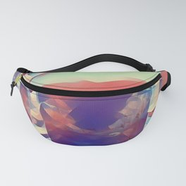 """ Aspen Polygon "" Fanny Pack"