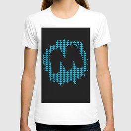 Moulded, but Alternative T-shirt