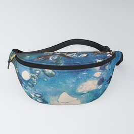 Penguin Escape, Tiny World Collection Fanny Pack