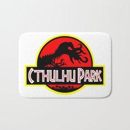 Cthulhu Park Bath Mat