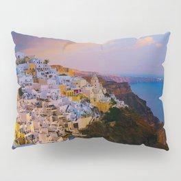 Santorini,Greece Pillow Sham