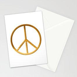 PEACE Symbol – 60th Birthday 21 Feb. 2018 Stationery Cards
