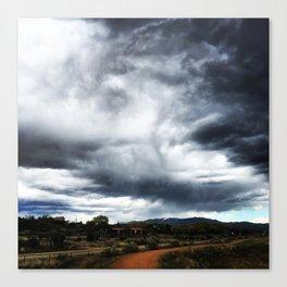 Santa Fe Sky Canvas Print