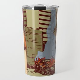 Locals Only - Portland, OR Travel Mug