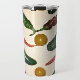 Poppin' Peppers Travel Mug