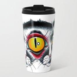 Catseption Travel Mug