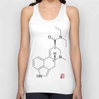 lsd Tank Tops featuring LSD by unknown