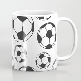 Soccer Balls Coffee Mug