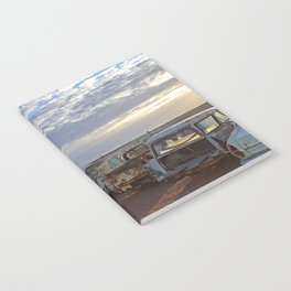 Andamooka Old Cars Notebook