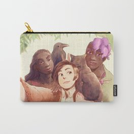 Selfie! Carry-All Pouch