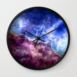 Wave of Neptune Wall Clock