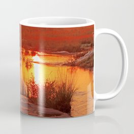 Perfect african morning, wildlife Coffee Mug