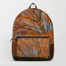 Blooming Fall Backpack