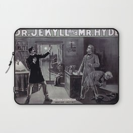 Dr. Jekyll and Mr. Hyde Laptop Sleeve
