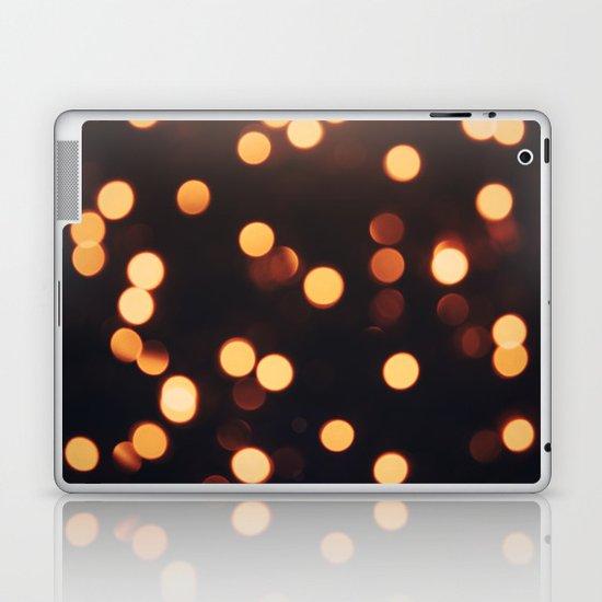 Christmas Lights II Laptop & iPad Skin
