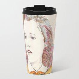 Lorraine Baines - Secondary character? Never! Travel Mug