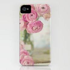 Ranunculus iPhone (4, 4s) Slim Case