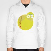 oz Hoodies featuring Welcome to Oz by Oh! My darlink