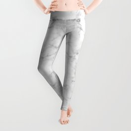 White Marble Edition 2 Leggings