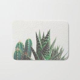 Cactus & Succulents Bath Mat