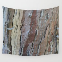 TEXTURES -- Fern-Leaved Ironwood Bark Wall Tapestry