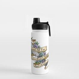 Positive Attitude Water Bottle