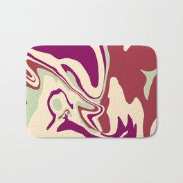 Acrylic Flow #2207 - MellowDramatic Bath Mat