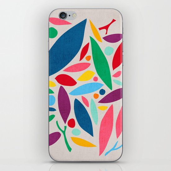 Found Objects iPhone & iPod Skin