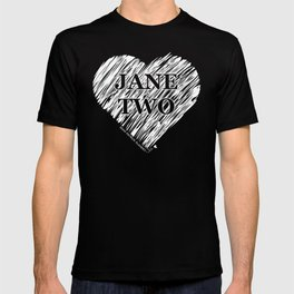 Heart Jane Two T-shirt