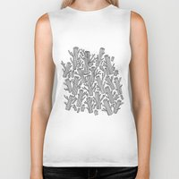 woody Biker Tanks featuring Woody by yellow pony