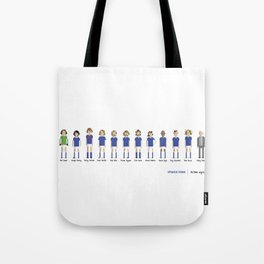 Ipswich Town - All-time squad Tote Bag