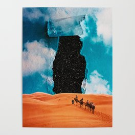 False Sky Poster