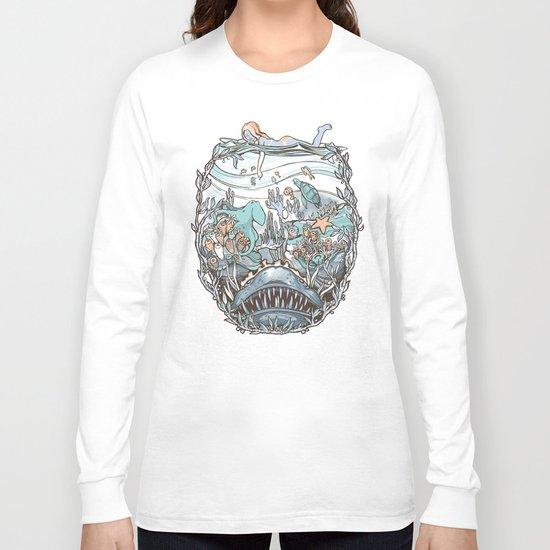 What Lurks Beneath Long Sleeve T-shirt