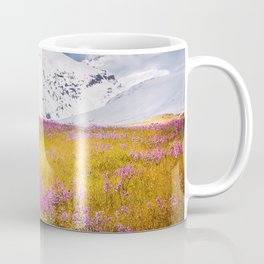 When Flowers Bloom And The Mountains Froze Coffee Mug