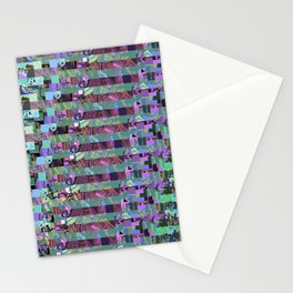 Pattern Test II-A Stationery Cards