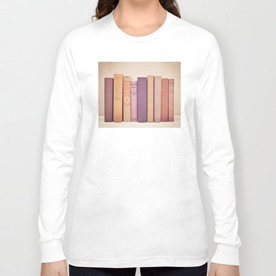 Literary Gems II Long Sleeve T-shirt